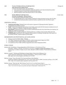 Technical Publications Manager Cover Letter by What Contact Information Should Be On A Resume Free
