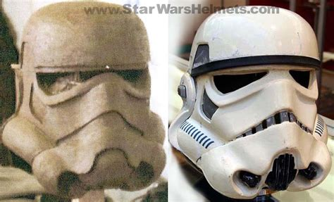 stormtrooper helmet design game behind the design process the making of a star wars