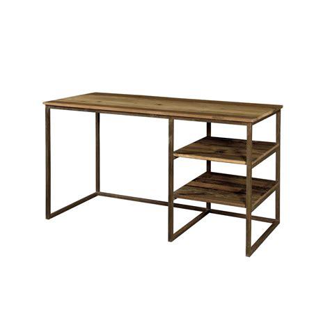 scrivania legno scrivania legno e ferro in offerta a prezzo stock nuovimondi