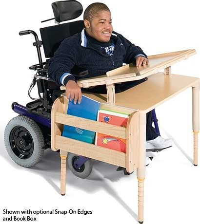 computer desk for disabled 382 best images about kidz equipment on