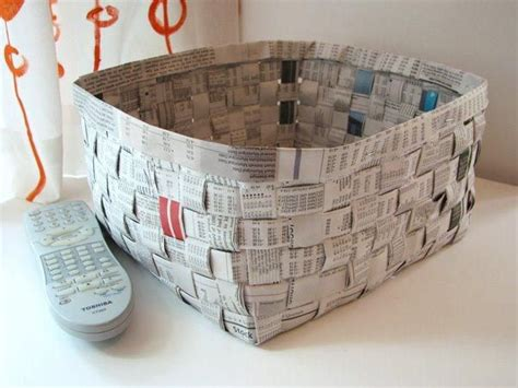 Creative Ls Handmade by Recycling Paper For Home Decor 30 Creative Craft