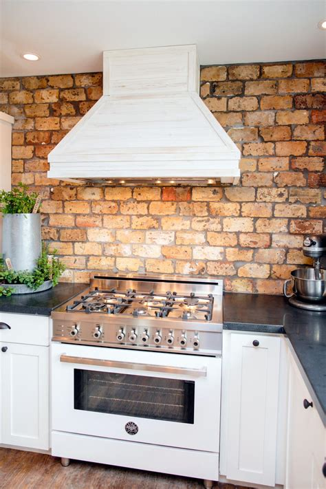 vintage kitchen backsplash 9 kitchens with show stopping backsplash hgtv s decorating design hgtv