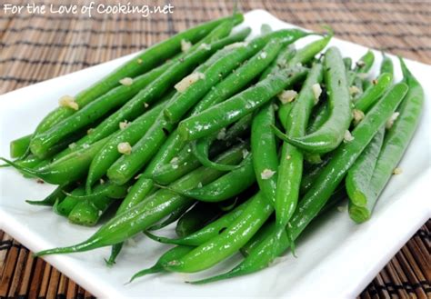 barely cooked green beans with tahini lemon sauce plus 10