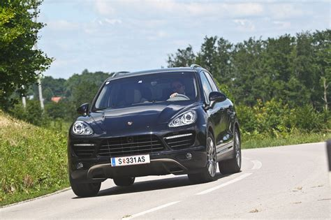 Test Porsche Cayenne by Test Porsche Cayenne Turbo Alles Auto