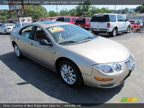 2003 chrysler 300 for sale light almond pearl 2003 chrysler 300 m sedan sandstone