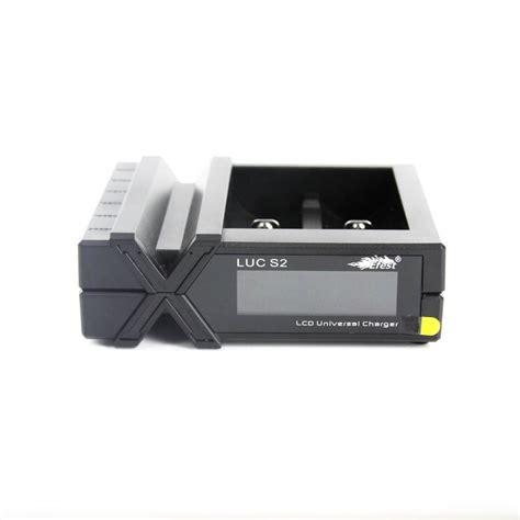 Charger Baterai Vape Vapor Senter Efest Luc Mini Universal 1 T0210 2 efest luc s2 charger