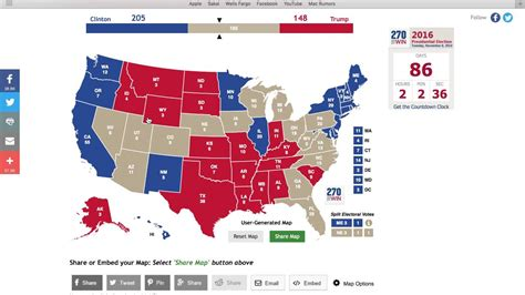 2016 electoral map predictions 1 2016 presidential election predictions map presidential