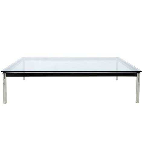 lc10 p coffee table by le corbusier for cassina 33009