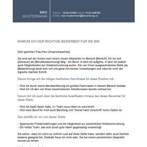 Stipendium Bewerbungsschreiben Beispiel motivationsschreiben kostenlose muster vorlagen