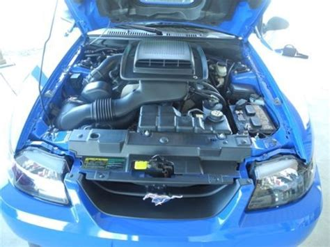 Mustang Auto Repair Cicero by Buy Used 2003 Ford Mustang Mach I Coupe 2 Door 4 6l In