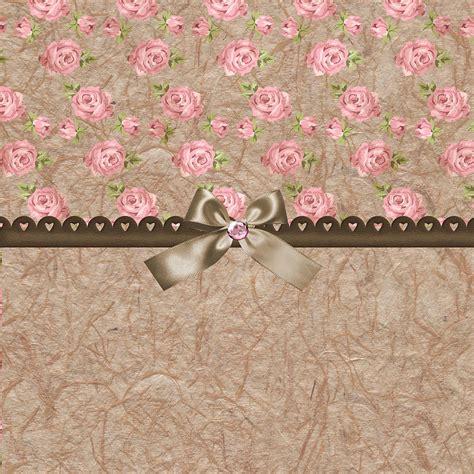 Vintage Pink vintage pink roses digital by debra miller