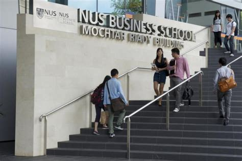 Nus Mba World Ranking by Nus Mba Ranked 22nd Globally For Finance Careers