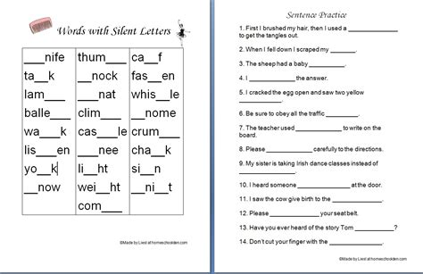 Letter Spelling word with letters levelings