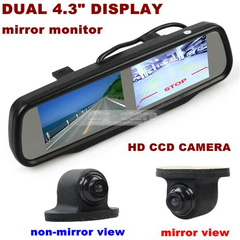 Kamera Spion Mobil Cermin Rear View Mirror Hd 720p wholesale car rear view monitor 7 inch car mirror monitor