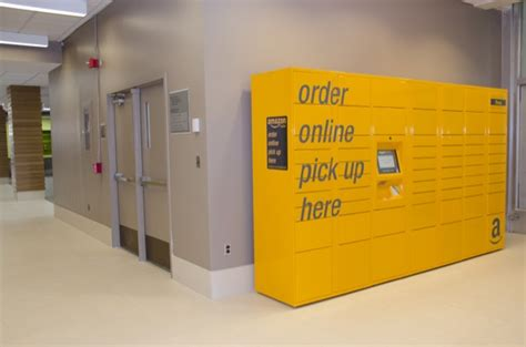 amazon locker amazon locker comes to university s perkins student center