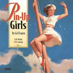 Unique Coasters pin up girls calendars 2016 on europosters