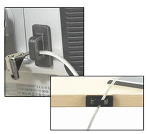 computer desk with lock universal lock for computers and flat screen monitors