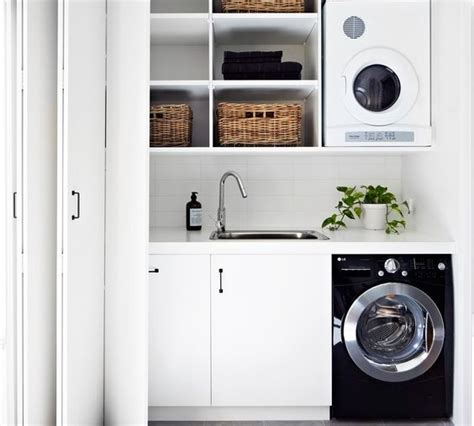 40 Small Laundry Room Ideas And Designs Renoguide | 40 small laundry room ideas and designs renoguide