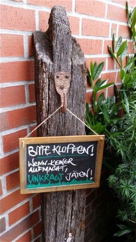 Gartentore Aus Holz Bilder 853 by Unser Willkommen Schild Am Gartentor Eine Alte Schultafel