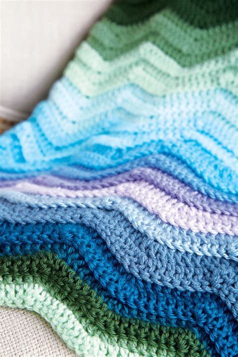 Crochet Blanket Pattern by How To Crochet Your Own Blanket 15 Free Patterns Made