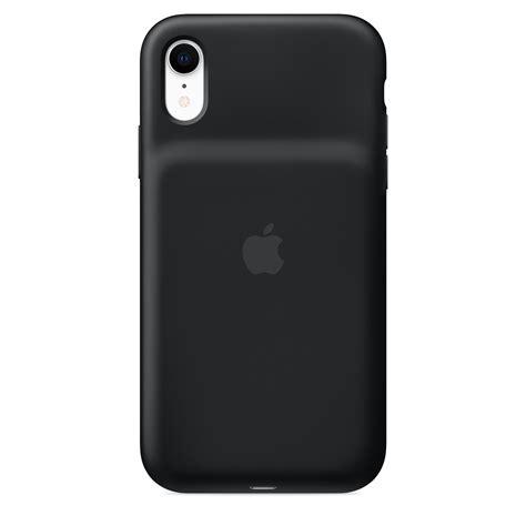iphone xr smart battery black apple