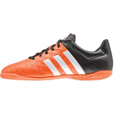 adidas futsal shoes adidas ace 15 4 mens indoor soccer shoes orange online