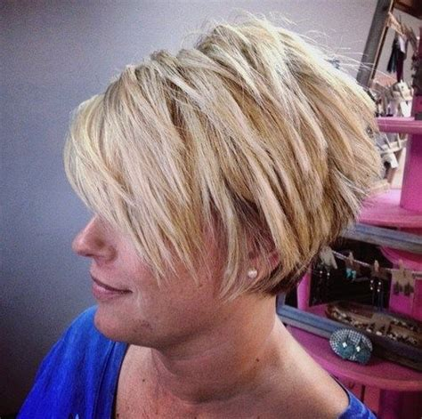 growing out bangs and thin hair 50 short choppy hairstyles for any taste choppy bob