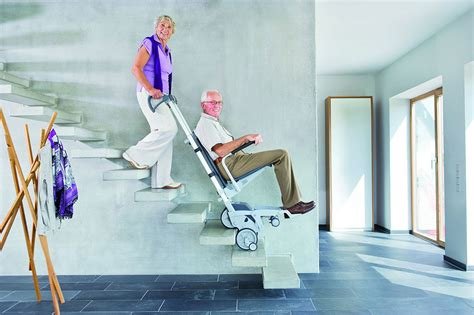 stair climber chair lift scalamobil portable stair climber mobility123