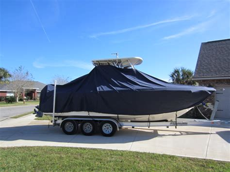 fishing boat covers sale t top boat cover for sale fits 24 27ft boats the hull