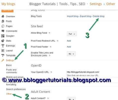 blogspot tutorial blogger tips n tricks blogger tutorials tools tips seo