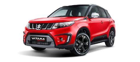 Who Invented Suzuki Special Edition Suzuki Vitara Sport
