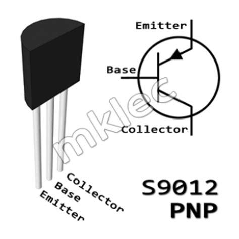 Transistor Tr Bc557 Bc 557 Pnp s9012 pnp transistor