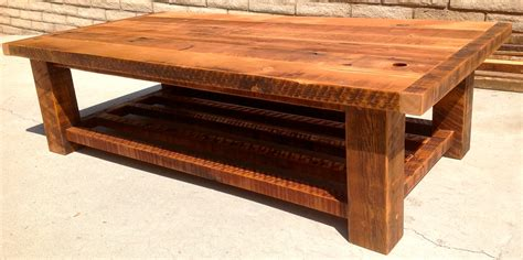 Handmade Wooden Coffee Tables - handmade coffee tables
