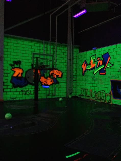 basketball courts with lights near me indoor black light neon basketball court yelp