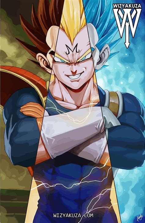 fondos de pantalla vegeta dragon ball  bola de dragon