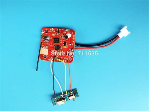 Pcb Syma X5sw X5sw 09 wholesaler contact us syma receiver pcb board board spare parts for syma x5s x5sc x5sw 6