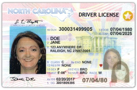 interpol id card template post 9 11 real ids now available in nc wunc