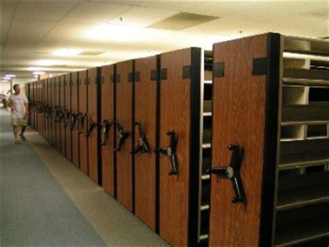 file room mobile shelving systems high density shelving systems compact shelving systems gsa mobile
