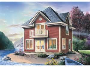 Small House Plans With Second Floor Balcony harrison valley narrow lot home plan 032d 0505 house