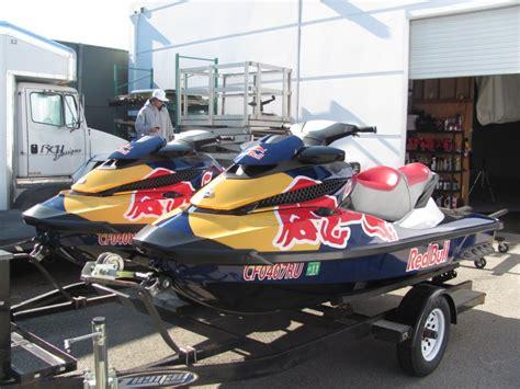 Red Bull Jet Ski Wraps 10 Designs Jet Ski Wrap Templates