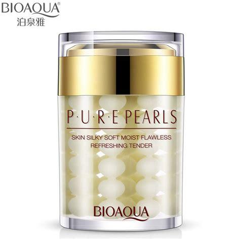 Bioaqua Pearls Lotion Anti Aging 60g bioaqua brand pearl skin care hyaluronic
