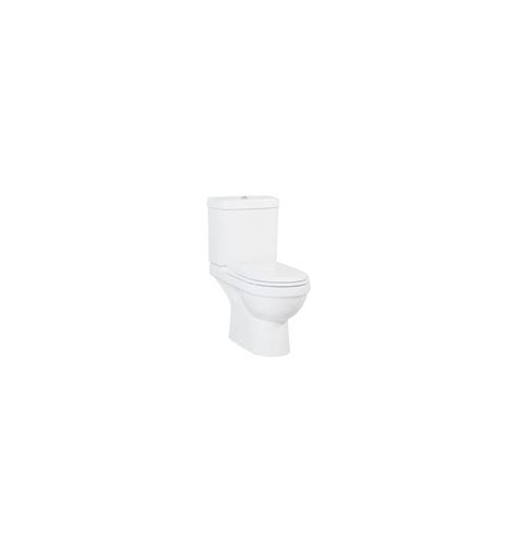 Combined Bidet Toilet by Creavit Vitroya Combined Bidet Coupled Toilet All In