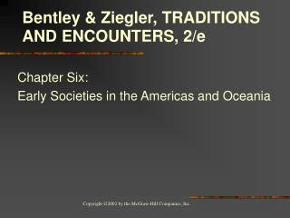 glencoe traditions and encounters ppt ap world history new worlds the americas and