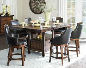 Counter Height Dining Room Set Chicago Furniture For Counter Height Dining Set With Storage