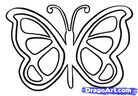 butterfly simple how to draw a simple butterfly step by step butterflies