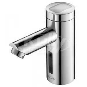 Sloan Electronic Faucet Sloan Solis Eaf 275 Sensor Faucet Sloanplumbingparts Com