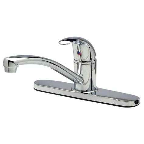 good kitchen faucet home depot on central brass kitchen 2 central brass 2 handle kitchen faucet on 8 in centers in