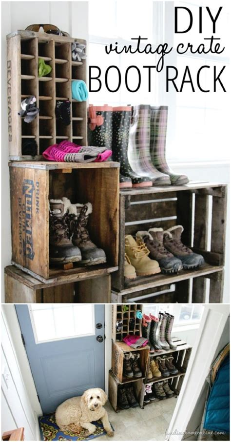 Ecstasy Shelf by 40 Creative Diy Rustic Storage Ideas To Organize Your Home