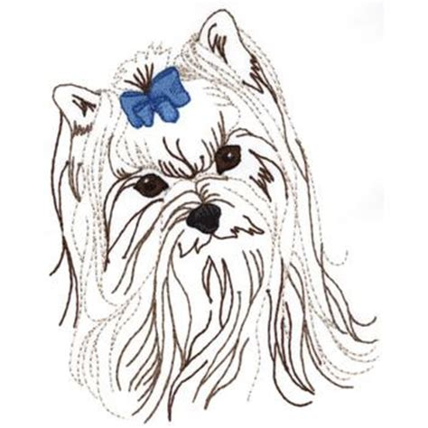 yorkie embroidery designs yorkie embroidery designs machine embroidery designs at embroiderydesigns