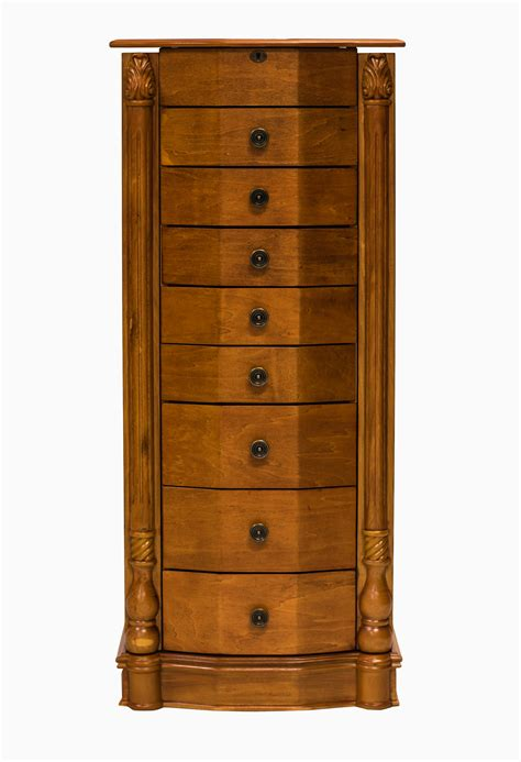 Kmart Jewelry Armoire by Hives Honey Louis Jewelry Armoire Honey Oak